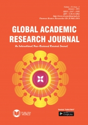 Global Academic Research Journal : January - 2016
