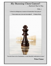 My Stunning Chess Games (eBook)