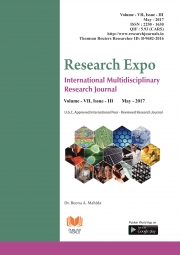 Research Expo : May - 2017