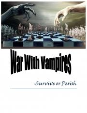 WAR with VAMPIRES (eBook)