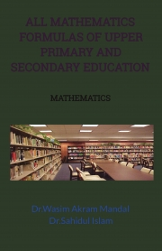 All MATHEMATICS FORMULA OF UPPER PRIMARY AND SECONDARY EDUCATION