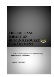 Role and Impact of HRM (eBook)