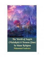 The World of Angels (Malaikah) & Demon (Jinn) In Islam Religion (eBook)