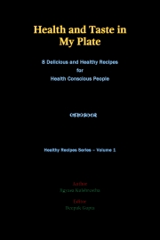 Health and Taste in  My Plate (eBook)