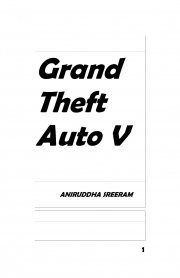 GRAND THEFT AUTO V (eBook)
