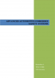 ADVANCED AUTOMOTIVE EMBEDDED SAFETY  SYSTEMS: A REVIEW (eBook)