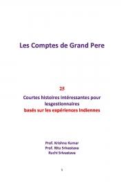 Les Comptes de Grand Pere (French) (eBook)