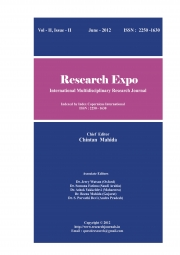 Research Expo : June - 2012