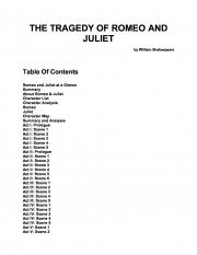 Romeo & Juliet (eBook)