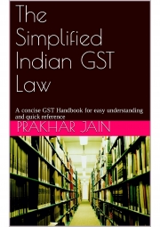 The Simplified Indian GST Law (eBook)