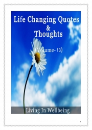 Life Changing Quotes & Thoughts (Volume 13) (eBook)