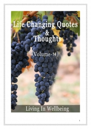 Life Changing Quotes & Thoughts (Volume 14) (eBook)