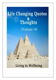 Life Changing Quotes & Thoughts (Volume 15) (eBook)