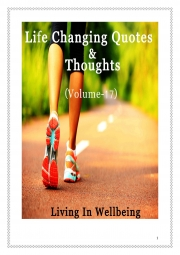 Life Changing Quotes & Thoughts (Volume 17) (eBook)