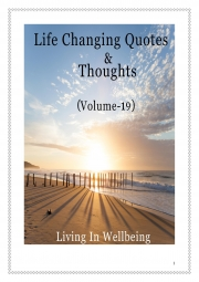 Life Changing Quotes & Thoughts (Volume 19) (eBook)