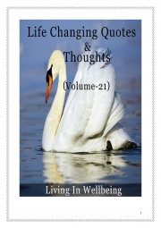 Life Changing Quotes & Thoughts (Volume 21) (eBook)
