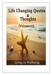 Life Changing Quotes & Thoughts (Volume 23) (eBook)