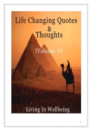 Life Changing Quotes & Thoughts (Volume 35) (eBook)