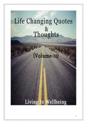 Life Changing Quotes & Thoughts (Volume 38) (eBook)