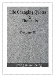 Life Changing Quotes & Thoughts (Volume 40) (eBook)