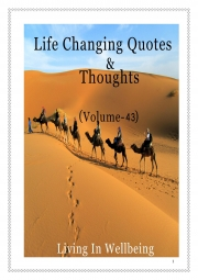 Life Changing Quotes & Thoughts (Volume 43) (eBook)