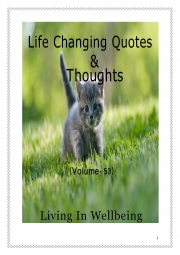 Life Changing Quotes & Thoughts (Volume 53) (eBook)