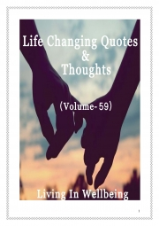 Life Changing Quotes & Thoughts (Volume 59) (eBook)