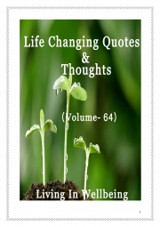Life Changing Quotes & Thoughts (Volume 64) (eBook)