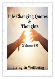 Life Changing Quotes & Thoughts (Volume 67) (eBook)