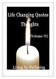 Life Changing Quotes & Thoughts (Volume 70) (eBook)
