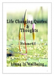 Life Changing Quotes & Thoughts (Volume 83) (eBook)
