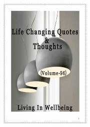Life Changing Quotes & Thoughts (Volume 96) (eBook)