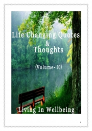 Life Changing Quotes & Thoughts (Volume 100) (eBook)
