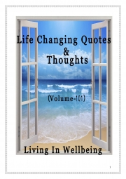 Life Changing Quotes & Thoughts (Volume 101) (eBook)