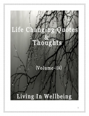 Life Changing Quotes & Thoughts (Volume 104) (eBook)