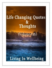 Life Changing Quotes & Thoughts (Volume 125) (eBook)