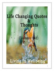 Life Changing Quotes & Thoughts (Volume 142) (eBook)