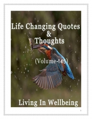 Life Changing Quotes & Thoughts (Volume 145) (eBook)