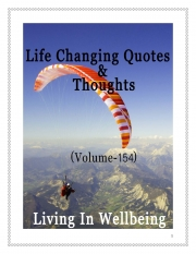 Life Changing Quotes & Thoughts (Volume 154) (eBook)