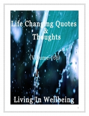 Life Changing Quotes & Thoughts (Volume 166) (eBook)