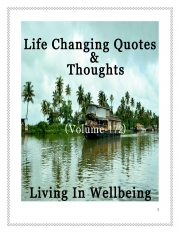 Life Changing Quotes & Thoughts (Volume 172) (eBook)