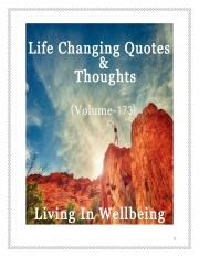Life Changing Quotes & Thoughts (Volume 173) (eBook)