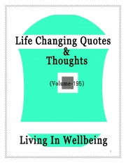 Life Changing Quotes & Thoughts (Volume 195) (eBook)