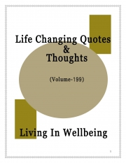 Life Changing Quotes & Thoughts (Volume 199) (eBook)