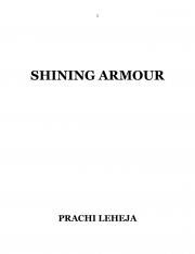 Shining Armour (eBook)