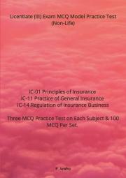 Licentiate (III) Exam MCQ  Model  Practice  Test (Non-Life)