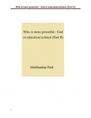 Who is more powerful - God or education/science? (Part II) (eBook)