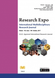 Research Expo : October - 2017