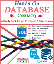 Hands On DATABASE 2000 MCQ (eBook) eBook | Pothi com