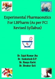 EXPERIMENTAL PHARMACEUTICS (eBook)